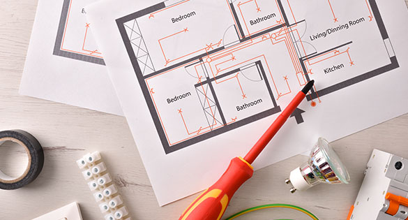 electrical contractors torquay architects