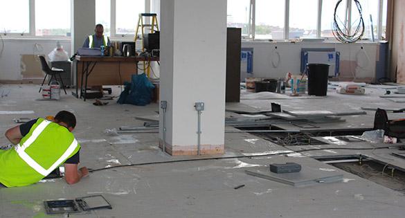 electrical contractors torquay construction